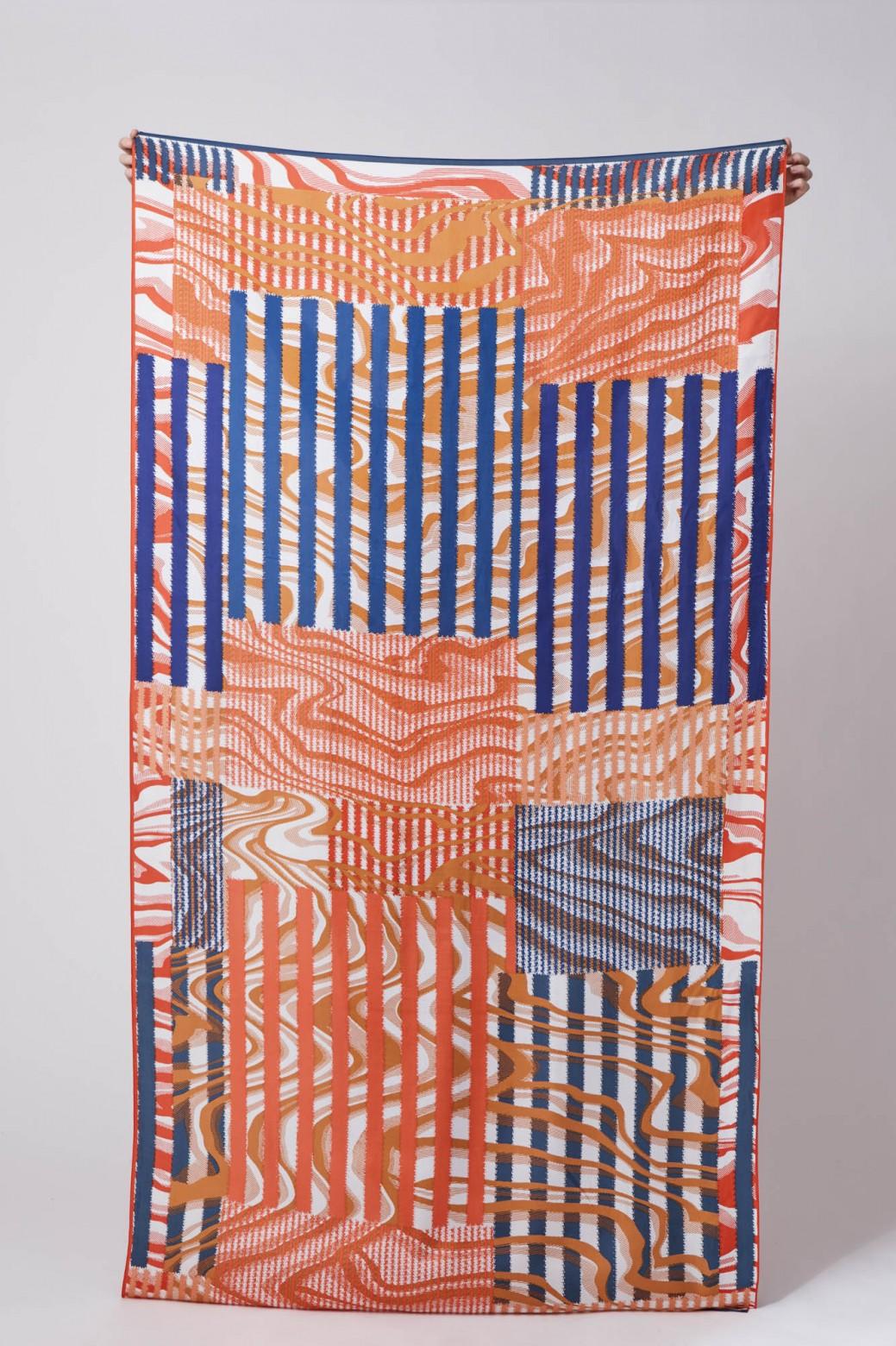 Foulard Marquise Orange