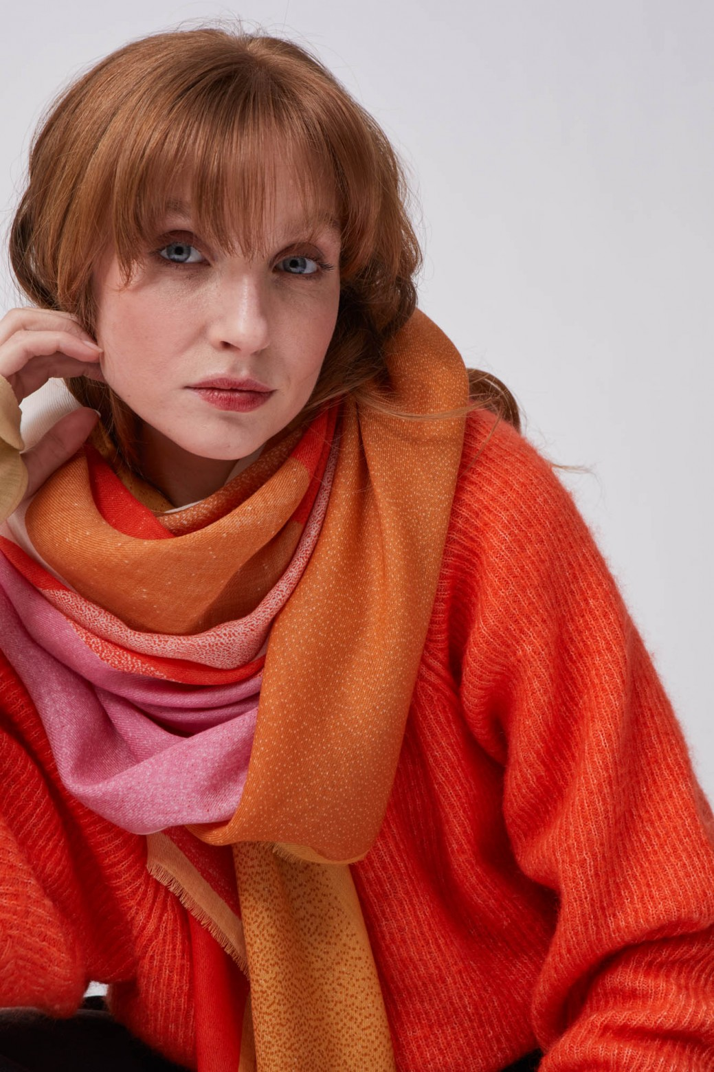 Foulard Fusion Orange