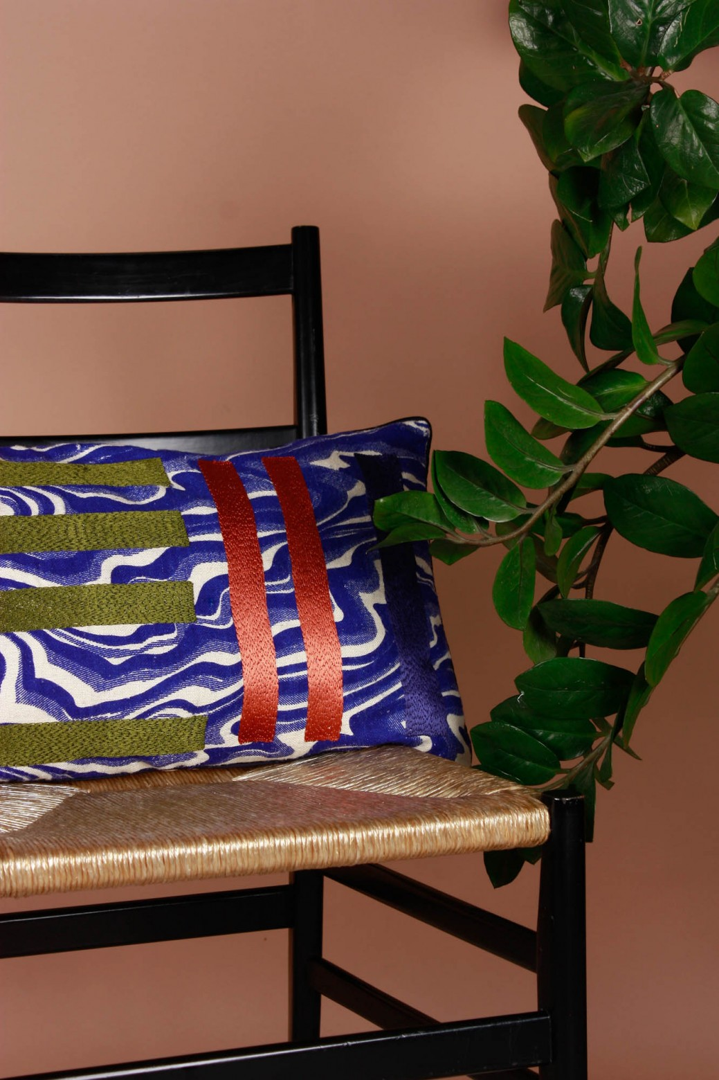 Coussin Marquise Nuit