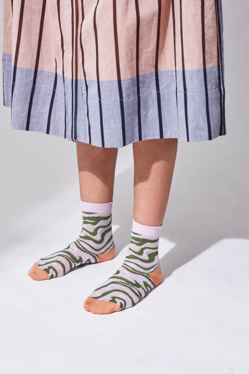 Chaussettes Marquise Mousse