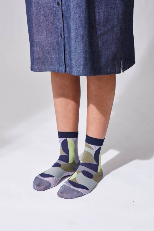 Chaussettes Forma Kaki