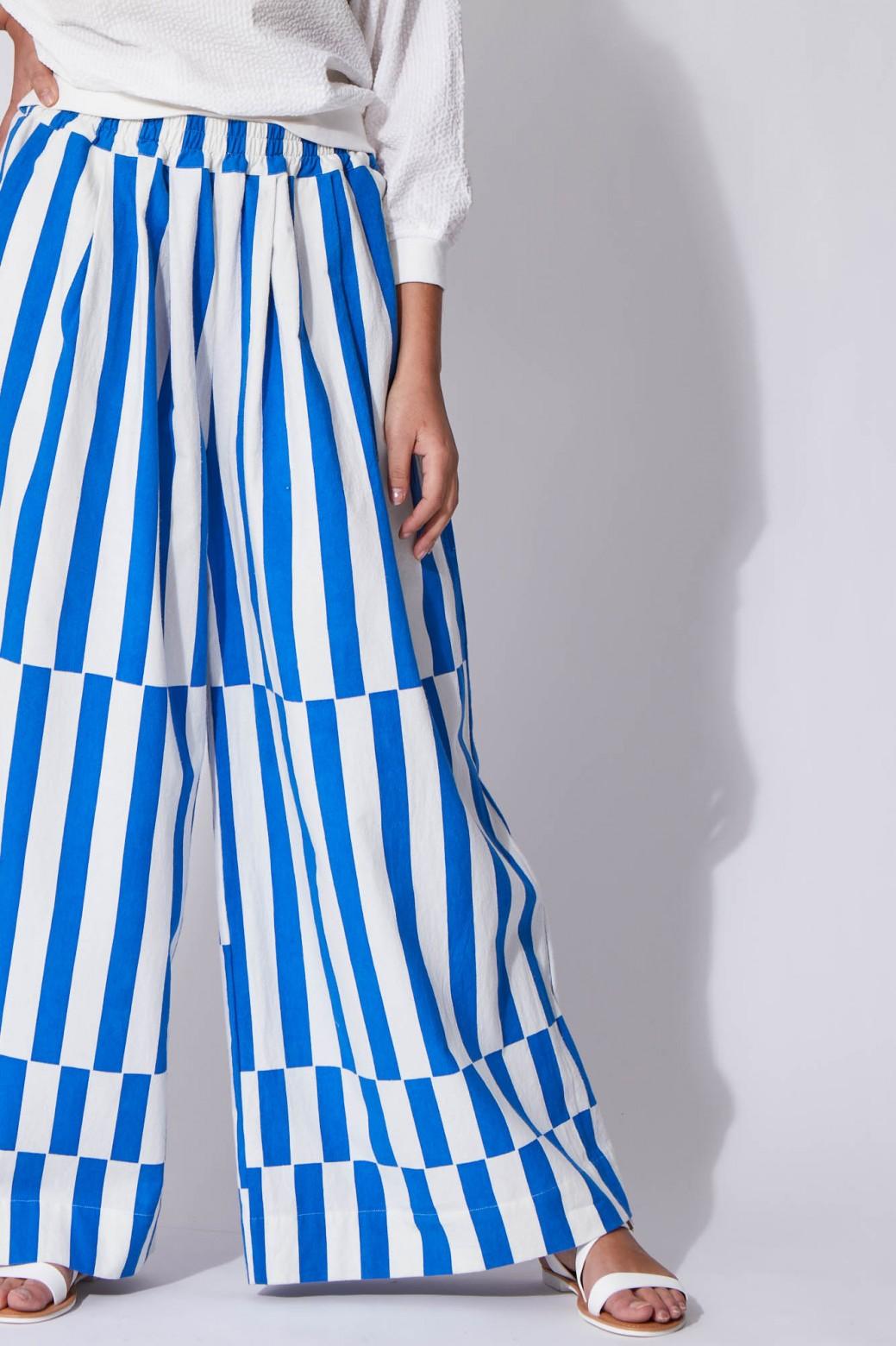 Penelope Blue Pants
