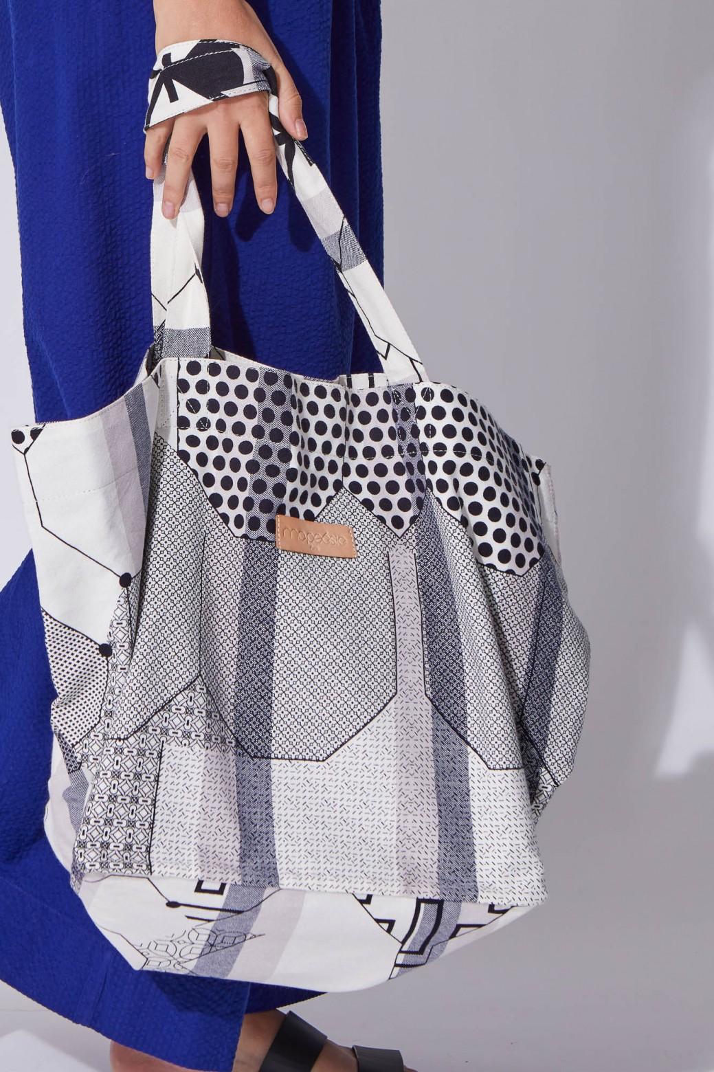 Miroir Black Soft Bag