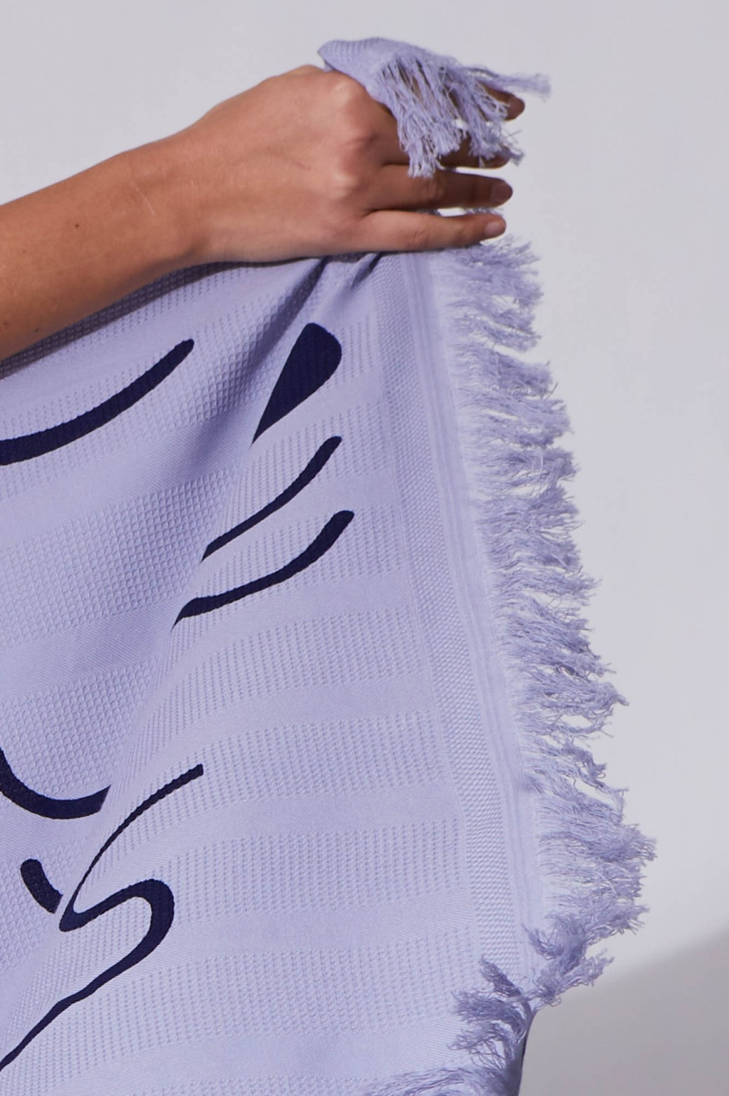 Dune Lilac Towel