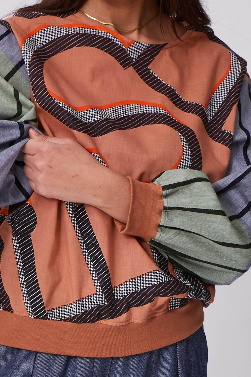 Sweat Mali Terracotta
