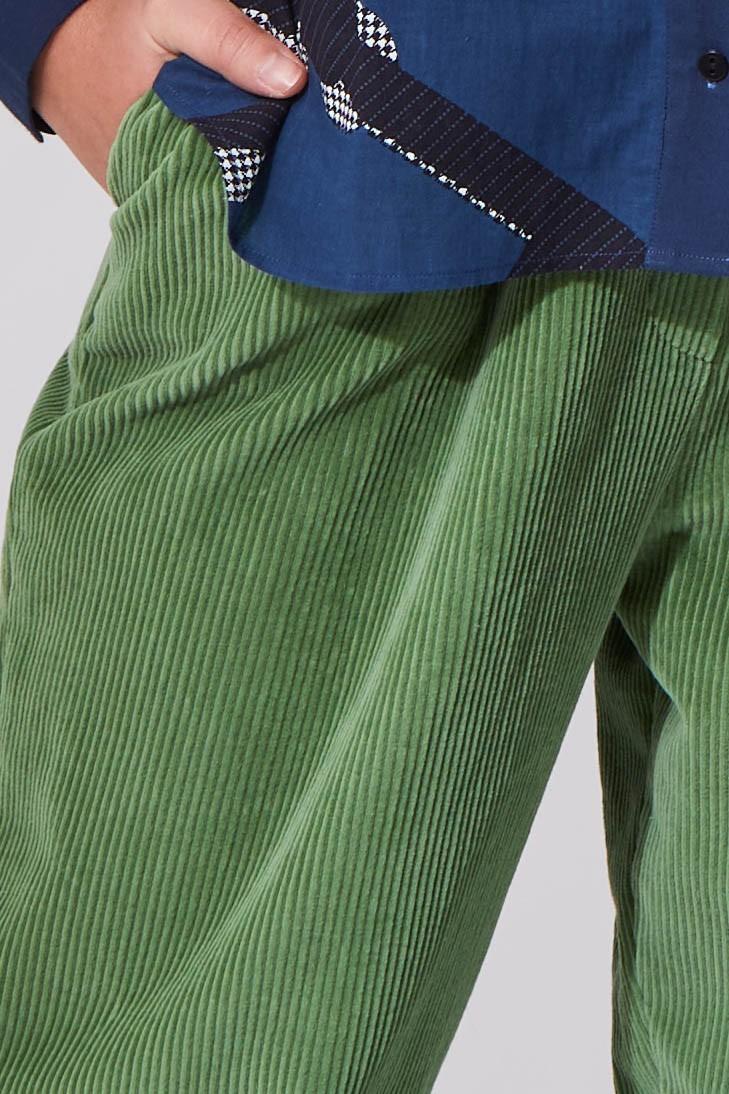 Pantalon Wabi Mousse
