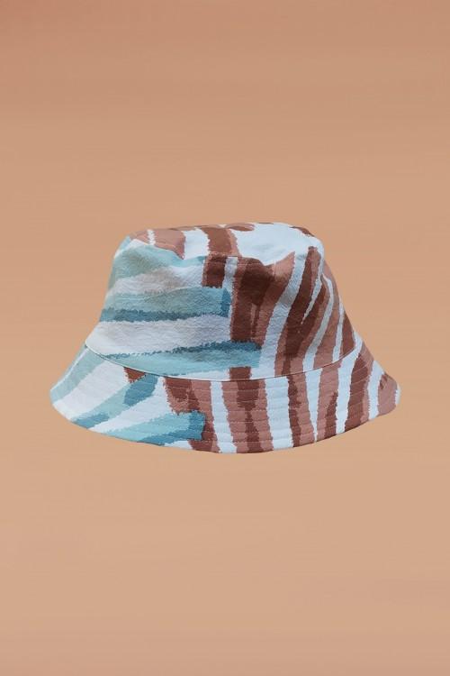 Nino Lime Bucket Hat - Design n°1