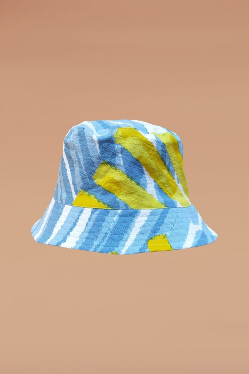 Nino Lime Bucket Hat - Design n°3